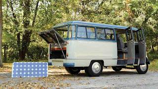 1959 Mercedes-Benz O 319 Restomod Camper Van
