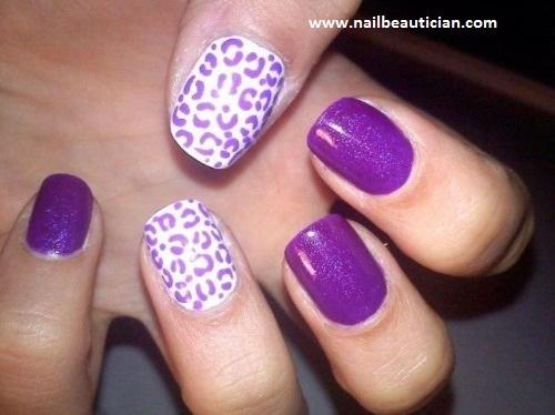 Nail Beautician: Nail Art Designs for Short Nails