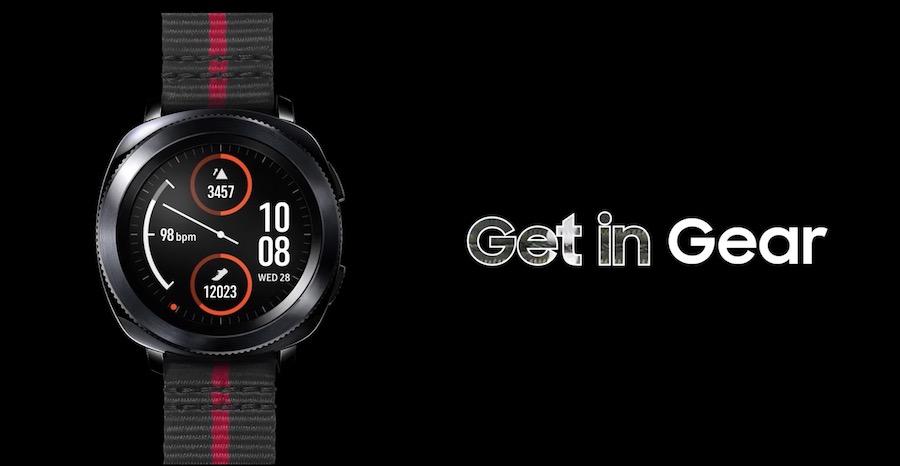 Canzone Samsung Gear Sport, Pubblicità Novembre 2017