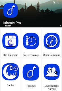 تحميل تطبيق islamic pro
