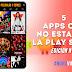 Top Aplicaciones Que No Estan En La Play Store 2021