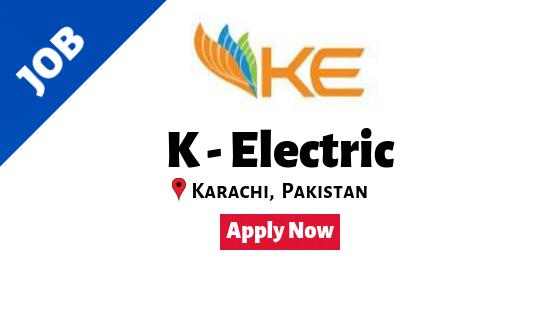 K Electric Jobs 2020