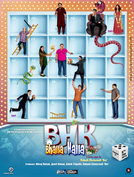 BHK Bhalla@Halla.Kom (2016) Hindi Movie HD Download In 300MB