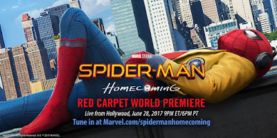 spider-man homecoming world premiere