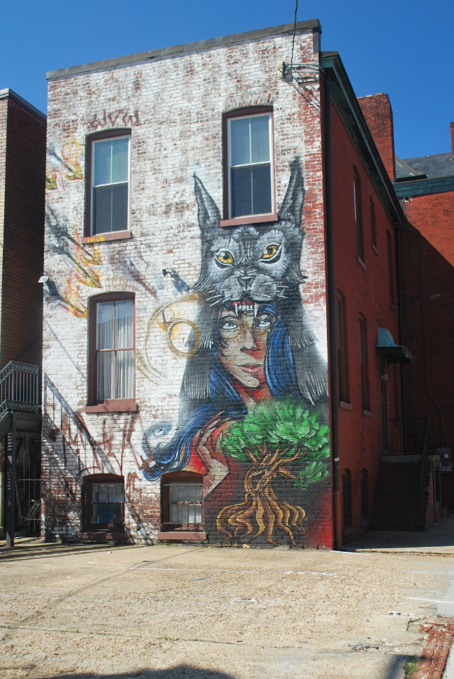 RVA Street Art: Miscellaneous | Yeti Crafts