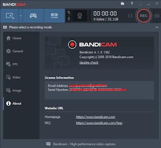 Download Aplikasi Bandicam