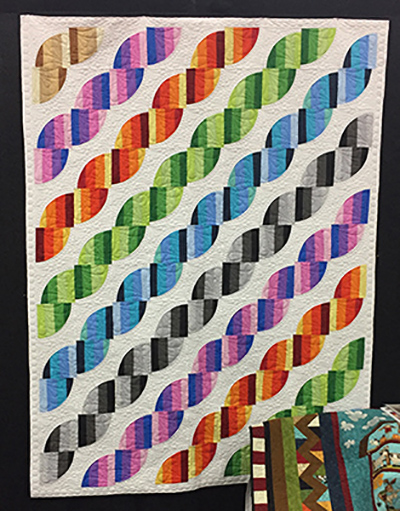 Modern Melody Basics Quilt designed by Heidi Pridemore for Henry Glass Studios