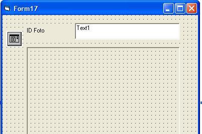 Source Code Simpan Gambar/Foto di Database Menggunakan VB 6.0