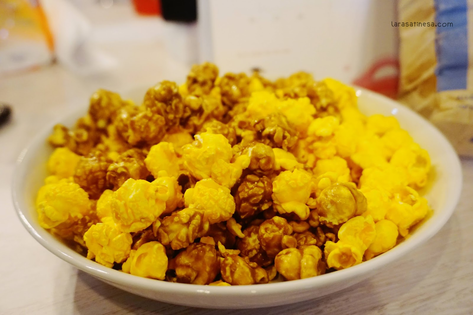 Belanja Garrett Popcorn Di Universal Studios Singapore The Happilionaire Lifestyle Blogger
