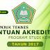 Download Juknis Bantuan Akreditasi Program Studi Kemenag Tahun 2017