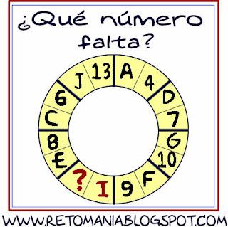 Retos para pensar, Piensa rápido, Descubre el número, Cuál es el número que falta, Desafíos matemáticos, Problemas matemáticos,