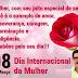 Ex Prefeito de São Miguel das Matas (TETÉ) deixa sua Homenagem de   Feliz Dia Internacional da Mulher