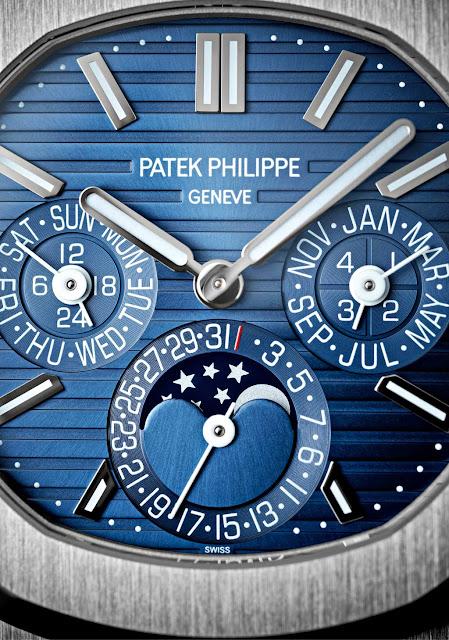 Patek Philippe Nautilus 5740