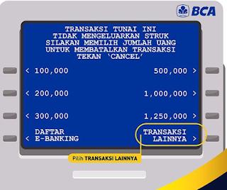 PP 23 2018 : Cara Bayar Pajak UMKM Via ATM BCA