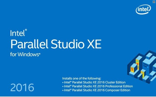 Intel Parallel Studio XE 2016 Free Download