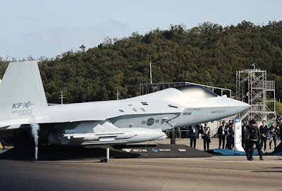 South Korea's KF-X stealth fighter