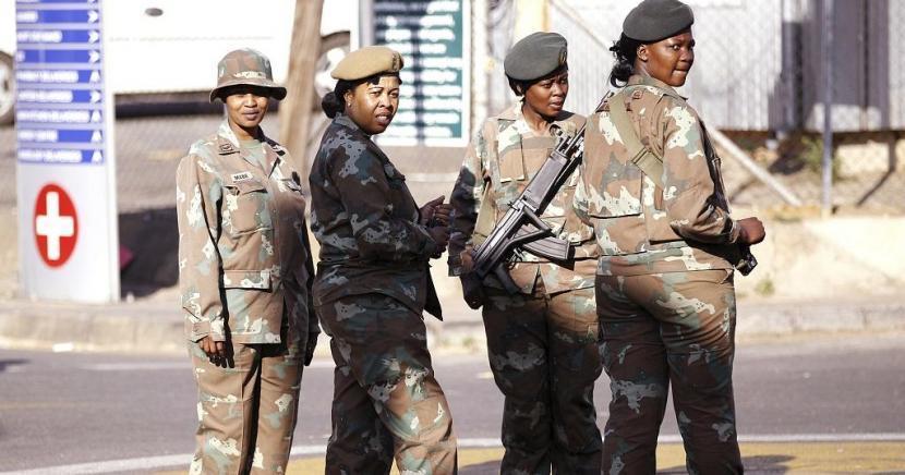 Afrika Selatan Ijinkan Polisi Wanita Berjilbab
