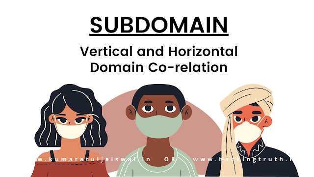 Vertical and Horizontal Domain Co-Relation