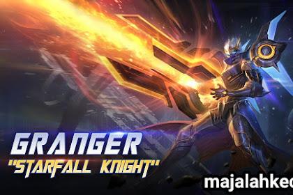 Script Skin Granger Legend Starfall Knight Tanpa Password