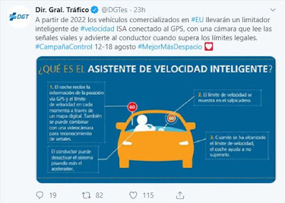 Tweet-DGT-ISA