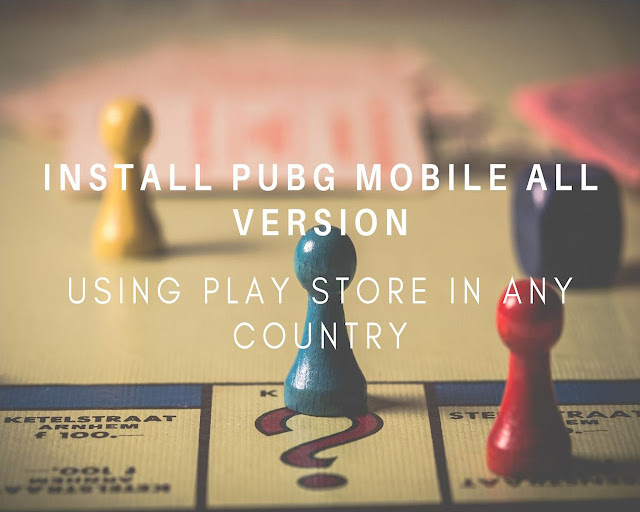 How To Install PUBG Mobile KR from Play Store in any country