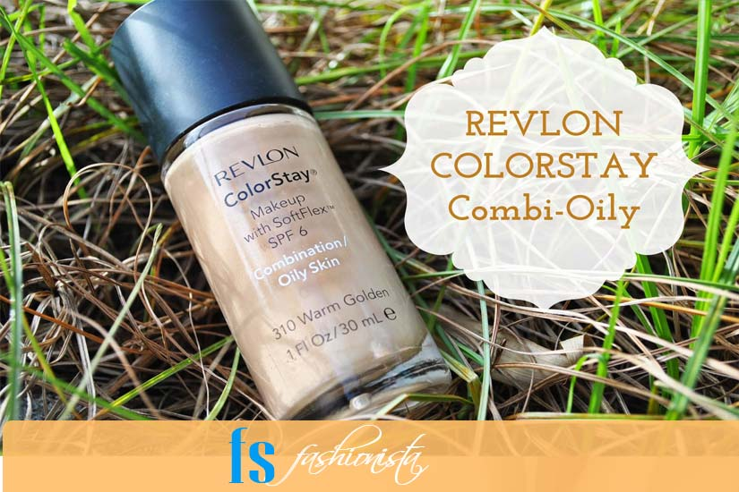 Revlon Colorstay Warm Golden- 310 [combination / Oily Skin]