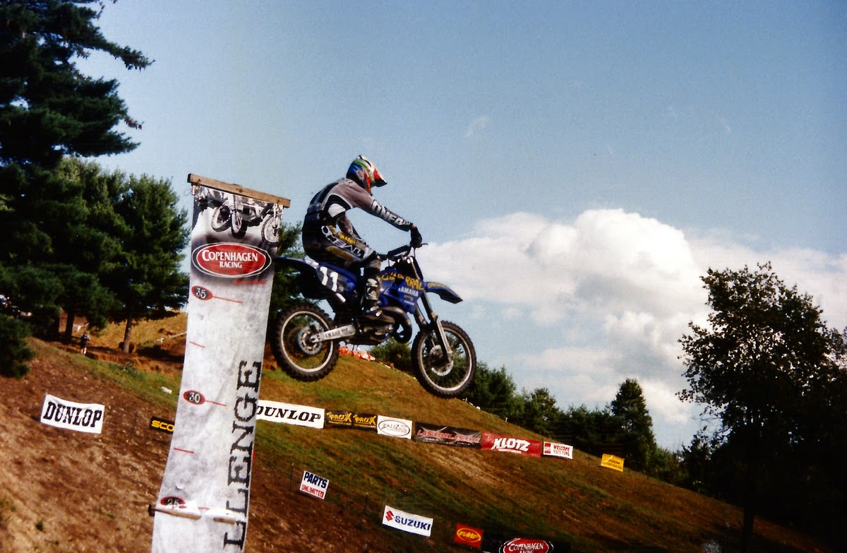 Jimmy Button Broome Tioga 1998
