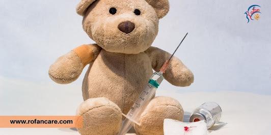 ماذا فعلت اللقاحات لنا - لقاحات اطفال