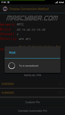 Cara Cepat hack Password Wifi di android work 100%