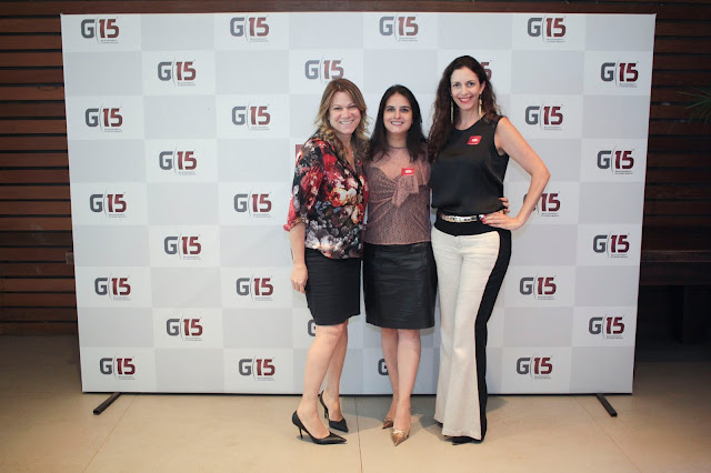 Confira o look de empresárias de Brasília no Almoço do Grupo G15