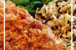 Easy Chicken Recipes – Ritz Cracker Chicken