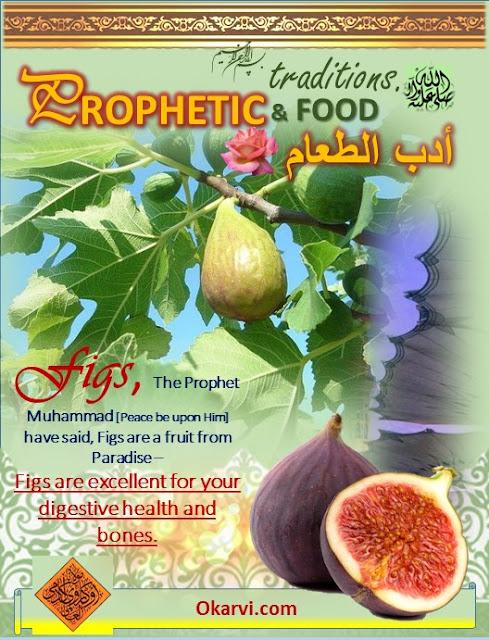 Prophetic foods ﷺ