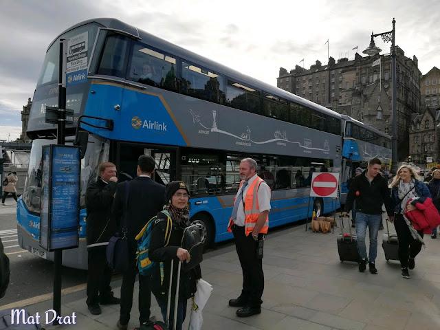 Airport Transfer Edinburgh Airport