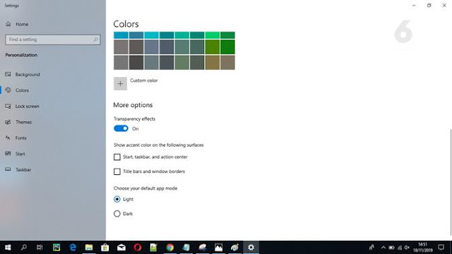 Light View In Windows 10