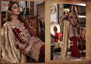 Deepsy Gulbano vol 12 Pakistani Suits wholesale price