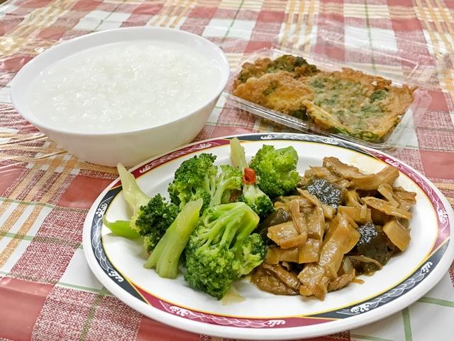 天生蔬食廚房~新莊素食、聯邦市場素食