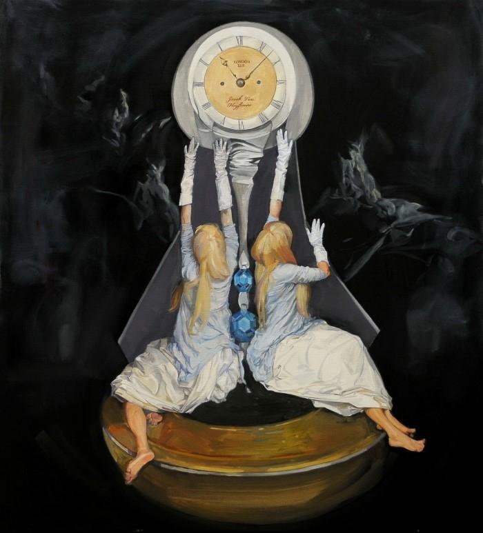 Украинский художник.
