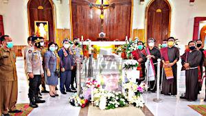 Pastor Leo Joosten Wafat, Forkopimda Karo Ikut Berduka Cita