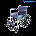 Kursi Roda Ban Racing Standar Pasien Rumah Sakit