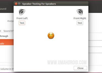 Tes Speaker Laptop Asus Mati