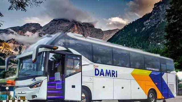 Jadwal Bus Damri Kemayoran Purworejo 2019/2020