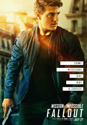 Mission Impossible Fallout 2018 HDCAM 1GB Hindi Dubbed Dual Audio 720p