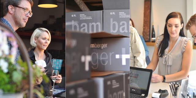 Impressionen vom Wein- und Sektgut Bamberger an der Nahe