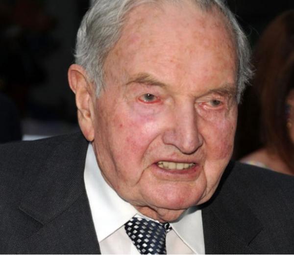 Легендарный миллиардер Дэвид Рокфеллер умер