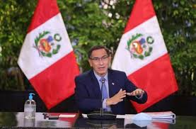 El presidente de Perú, convoca a elecciones generales para el 11 de abril de 2021