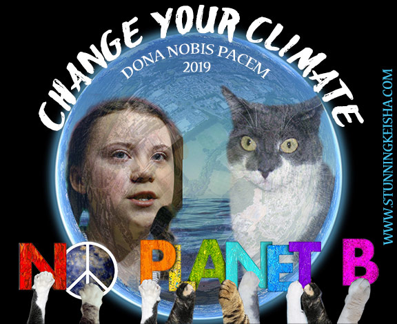 Dona Nobis Pacem (Change Your Climate)
