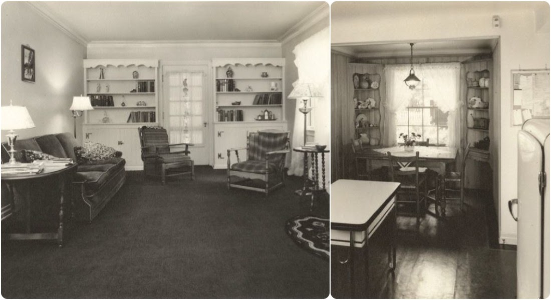 Amazing Then-and-Now Photos of a House in Ohio From the 1940s