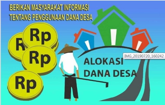 Menetapkan Tim Pelaksana Kegiatan Desa  SK TPK Dana Desa Terbaru