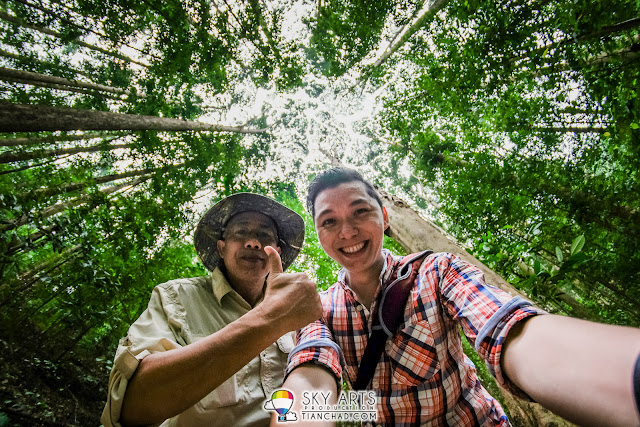 #TCSelfie with Abang Din, my Nature Guide at FRIM