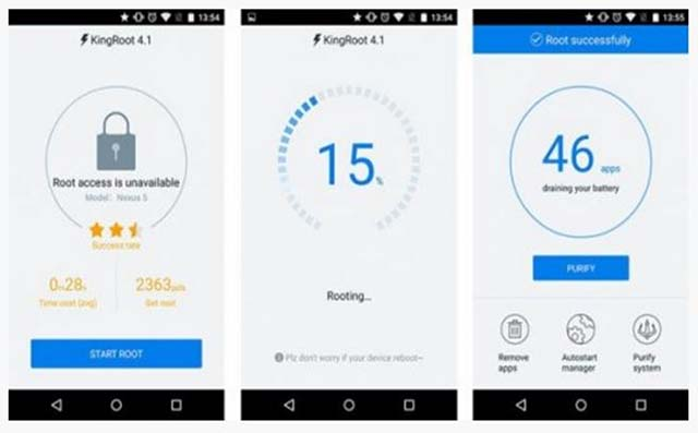 Cara Mudah Melakukan Root Pada Semua Perangkat Android